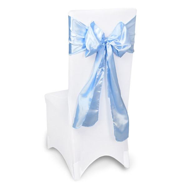 Blue Chair Sashes Event Planners Surrey