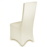 Chair cover ivory Event Planners Surrey