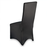 Chair cover black Event Planners Surrey