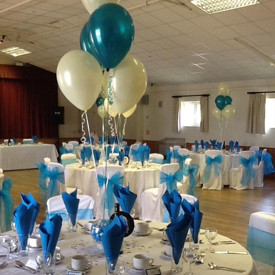 Chair cover hire weddings Berkshire